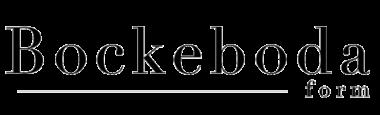 Bockeboda-Form-Logotype